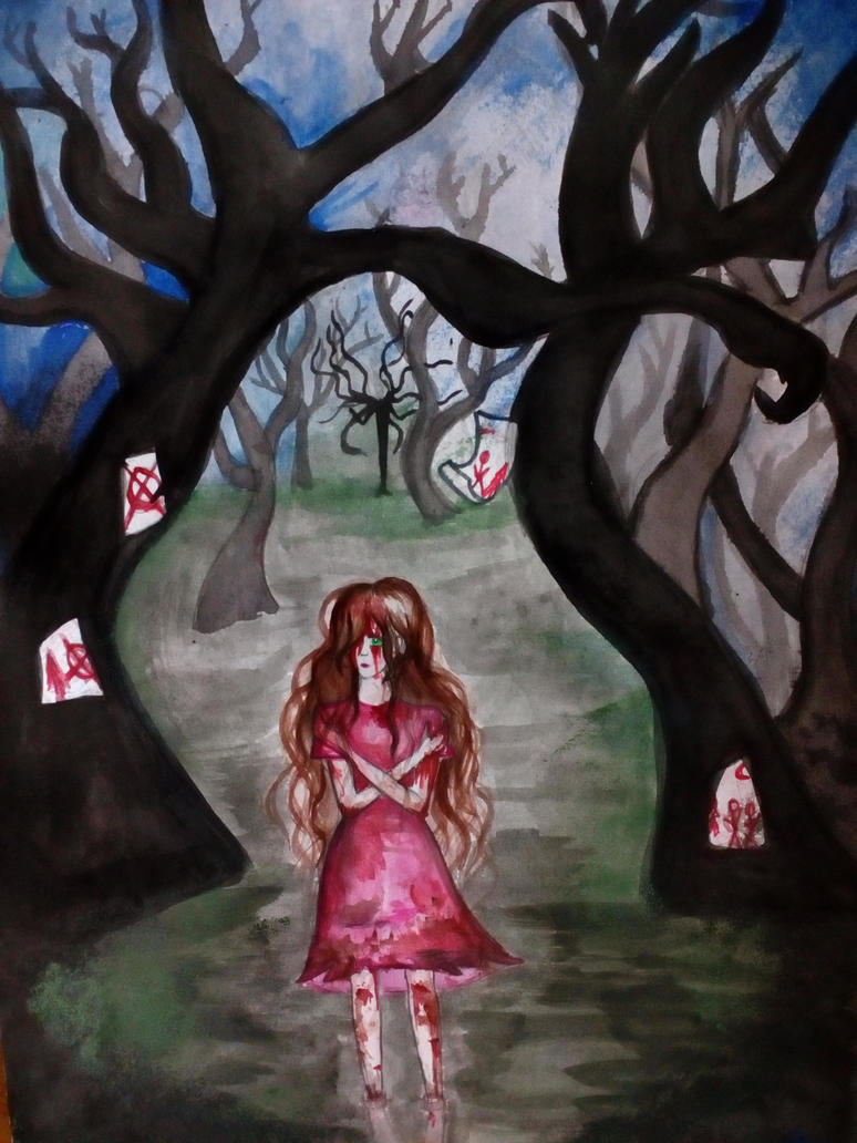 Sally by StrangePainter