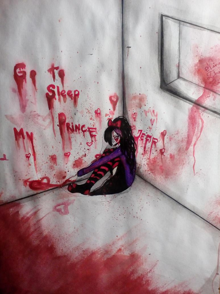 Nina The Killer by StrangePainter