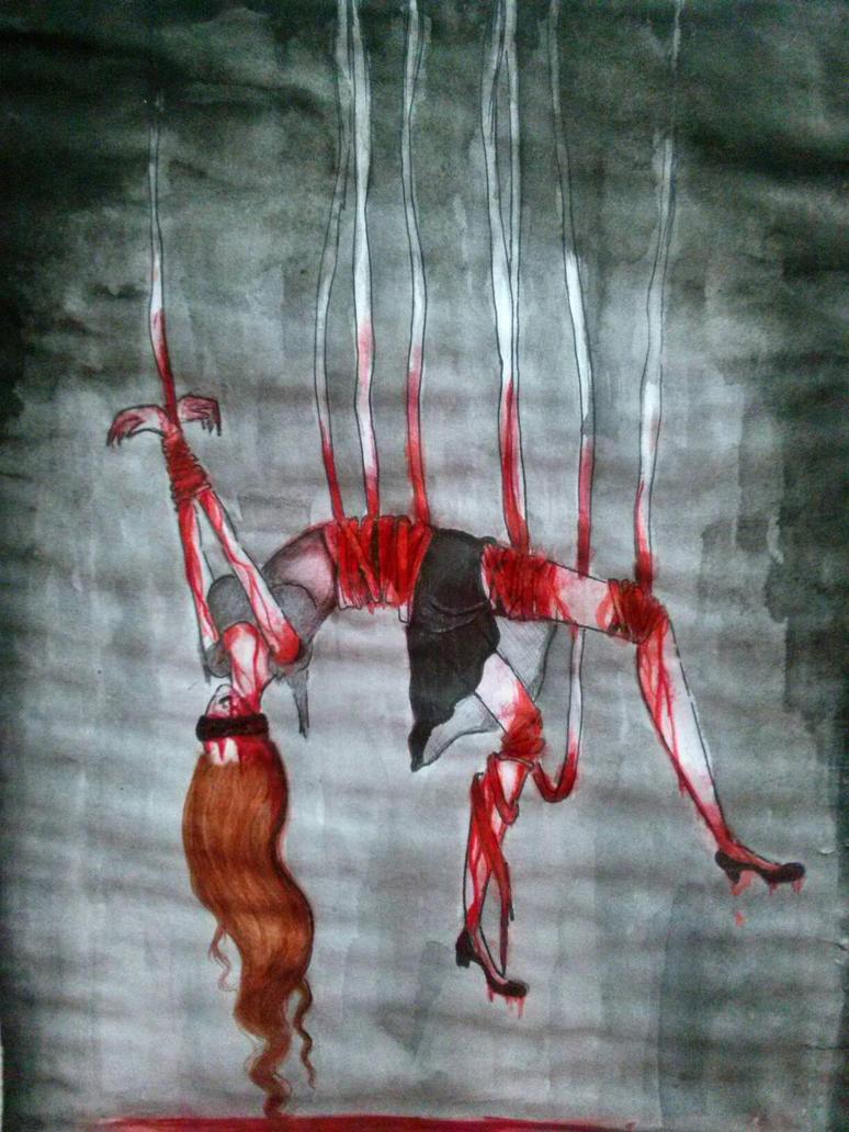 Tortured by StrangePainter