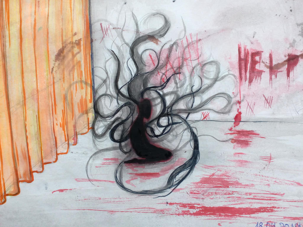 Depressioon by StrangePainter