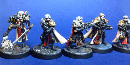 Sisters for the Inquisitor