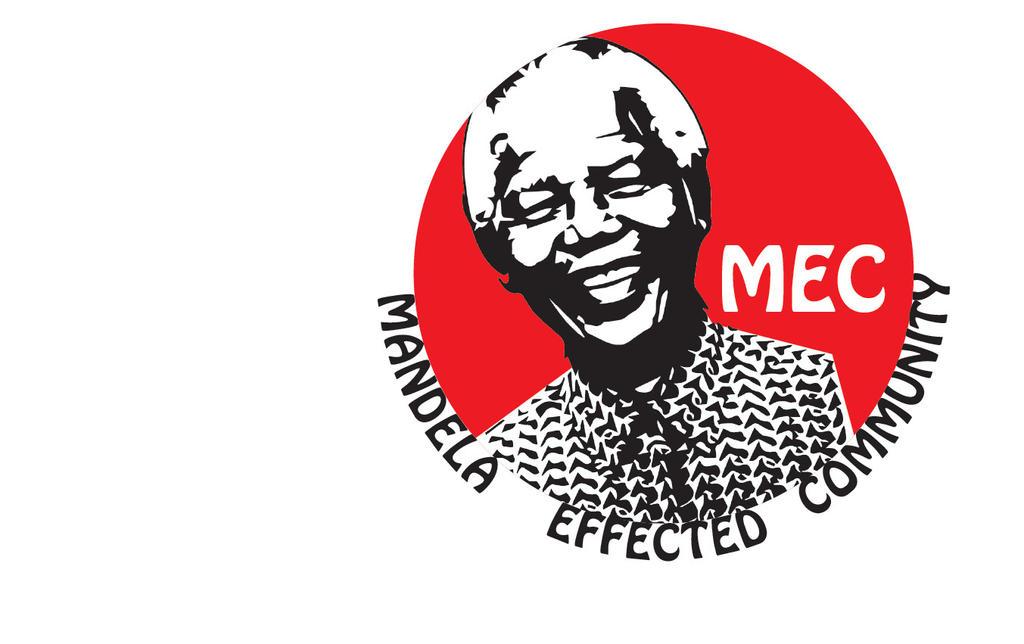 Mandela Effected Community by HectiColor
