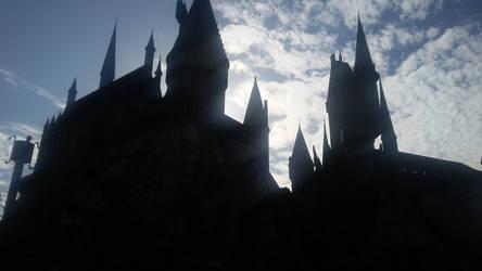 Hogwarts by bigfootRULES