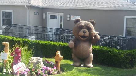 Ted by bigfootRULES