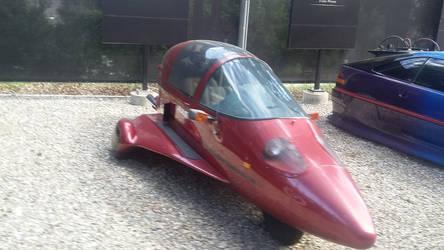 BTTF2 rocket car by bigfootRULES