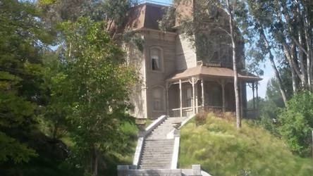 Bates Motel by bigfootRULES