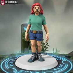 Hero Forge Roxanne