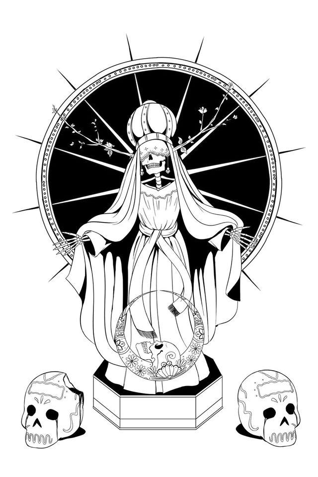 La madre by kimeratoons