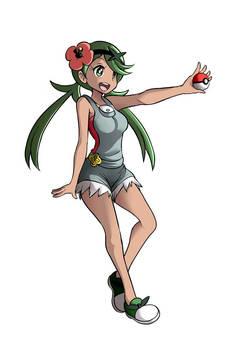 Mallow Pokemon