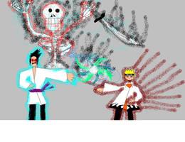 Naruto Sasuke Ultimate Battle