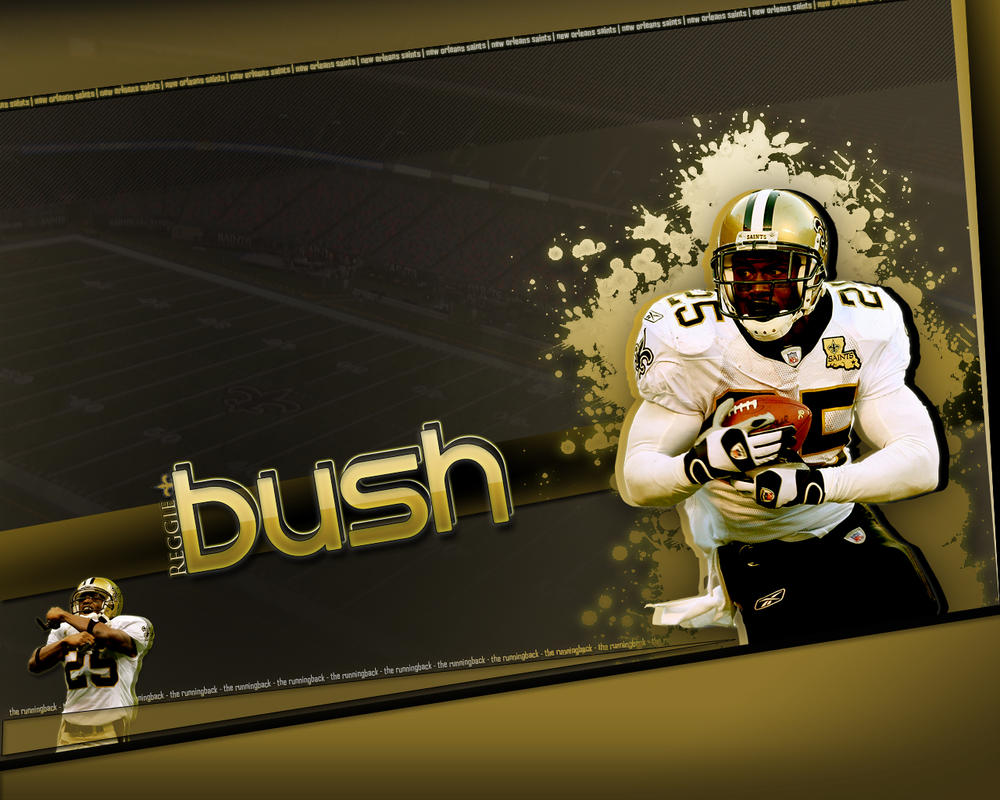 Reggie Bush Abstract Wallpapers NFL