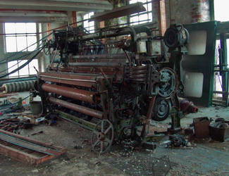 forgotten loom