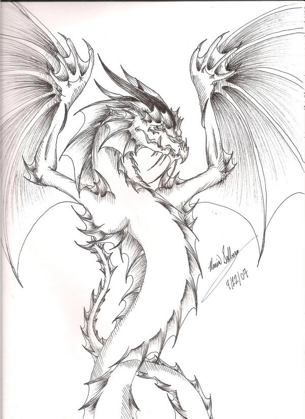 Drako by Blue-Eyed-Wonder