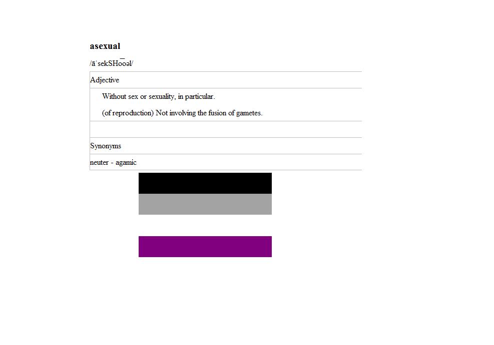 Asexual flag deviantart
