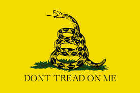 Don't Tread On Me by Madam--Kitty