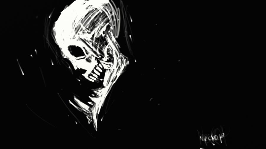 Evolution (speed art) by NecroP