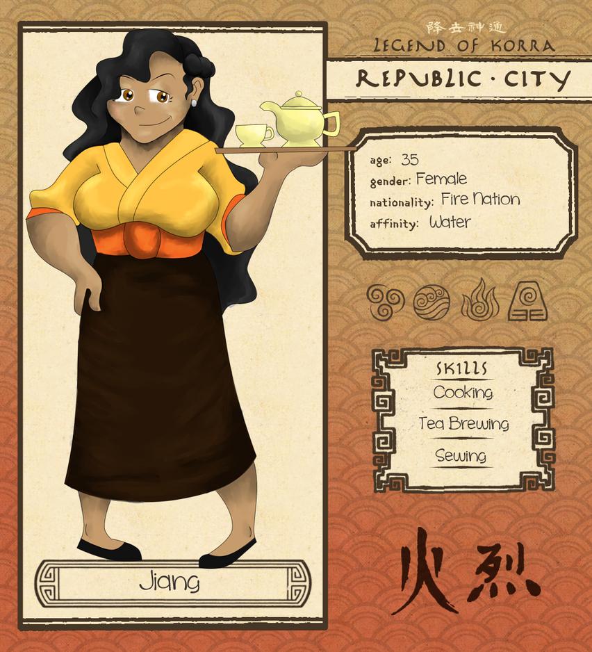 RC: Jiang by sweetkimothy