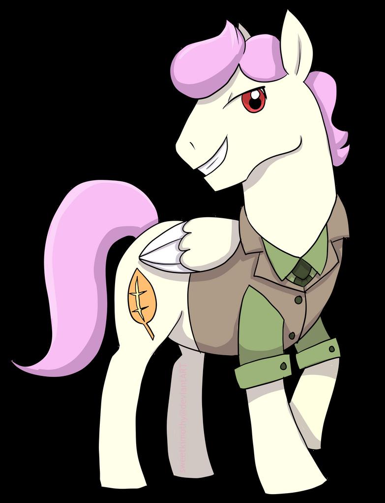 MLP Next Gen: Horse Power by sweetkimothy