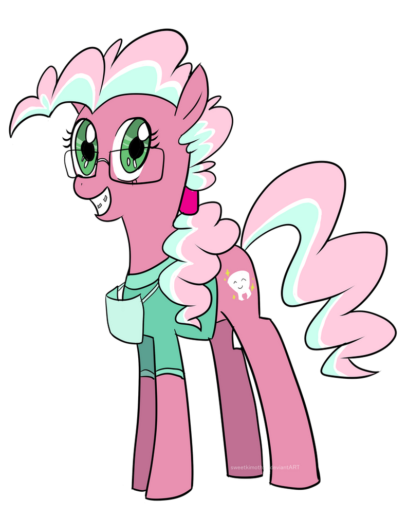MLP Next Gen: Candyfloss by sweetkimothy