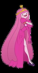 princess bubblegum by Rodjim