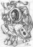 Cyborg Group by tyrantwache