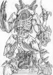 Tyranid Carnifex Transformer