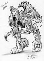 Lost Soul Horror by tyrantwache