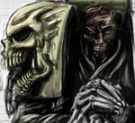 Chapter Master Thanatos