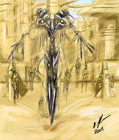 Ghostmachine by tyrantwache