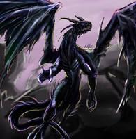 Twilight Dragokin by tyrantwache