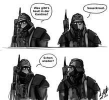 Sauerkraut by tyrantwache