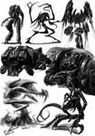 Morphoid Ghostvariants