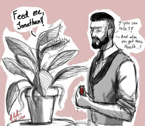 Feed me Jonathan
