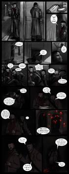Vampyr 40k Crossover Comicstrip part 7
