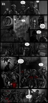 Vampyr 40k Crossover Comicstrip part 8