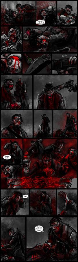 Vampyr 40k Crossover Comicstrip part 13