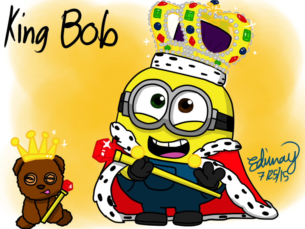 King Bob By Edimay ...
