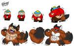 (RQ) Werefox Cartman tf