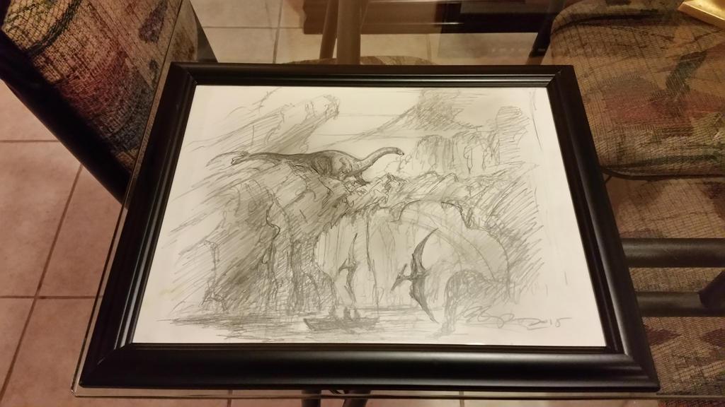 Bob Eggleton Commission by Tyrannosaur17