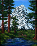 Queenskell Peak