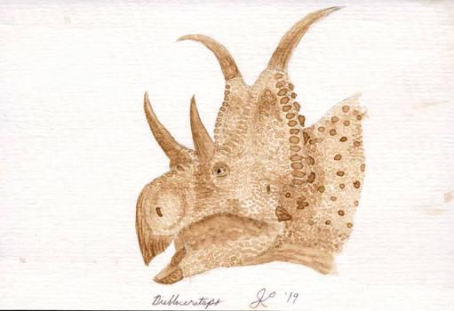 Paleospresso: Diabloceratops