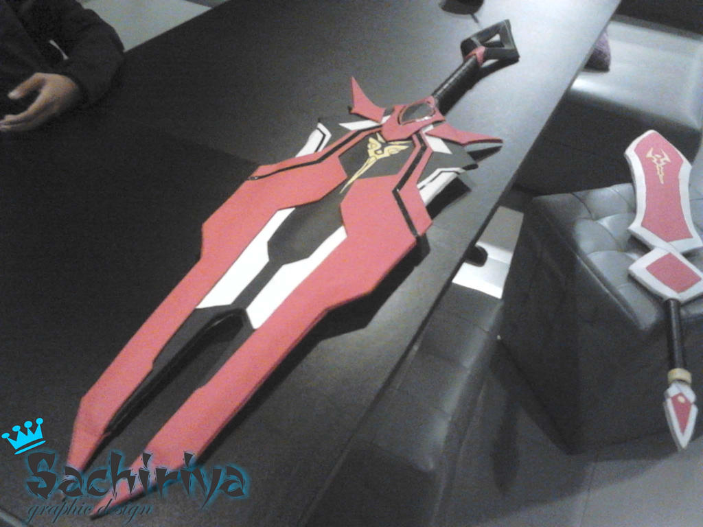 Infinity Sword - Elswo...