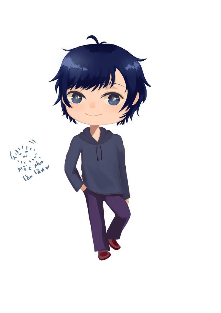 [Comm] Keychain Soraru by hikaruun2406