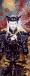 Elric of Melnibone by KiraAmiel