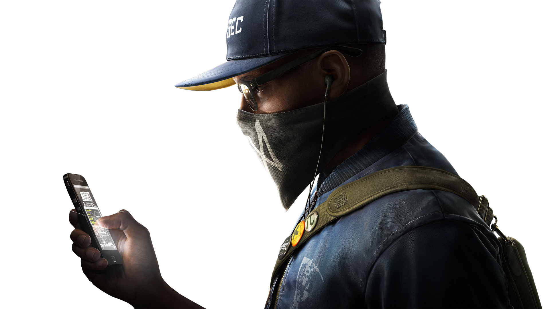 Watch Dogs  White Marcus
