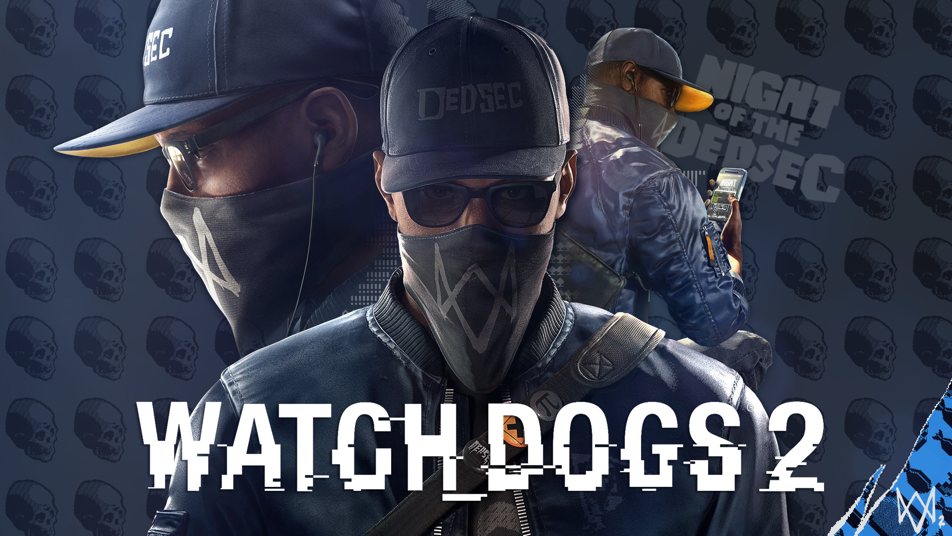 Watch Dogs Background Marcus Holloway