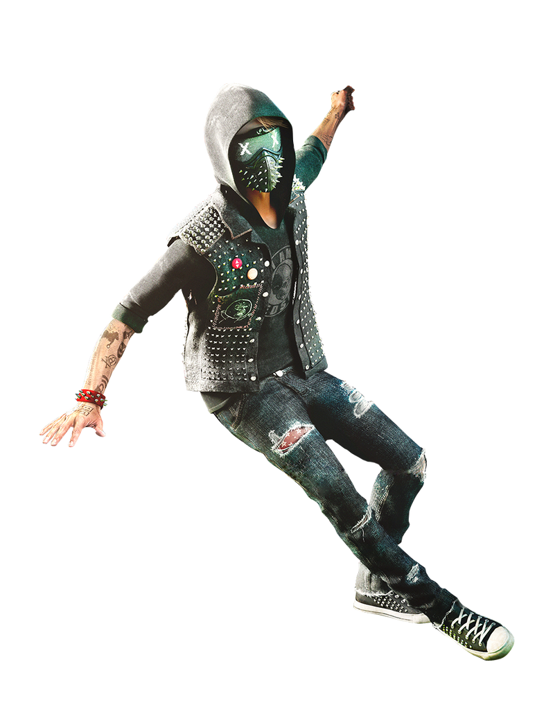 Watch Dogs  Wrench Wallpaper Phone