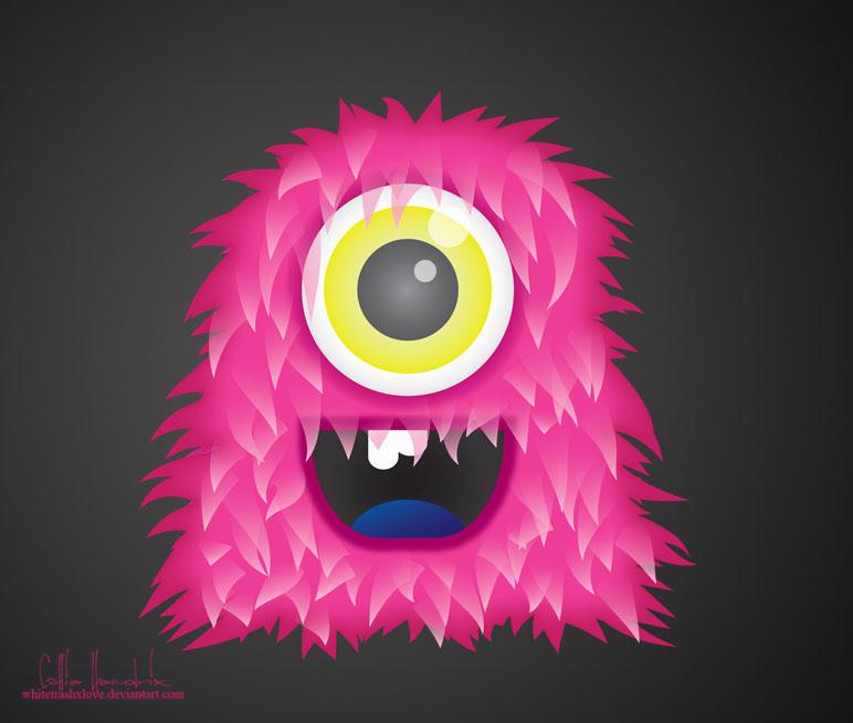 Monster Series: Fuzzball