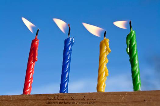 Happy Birthday Sky: Remake