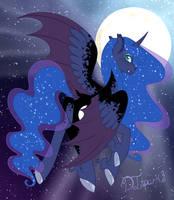 Night - Luna by DJspark3